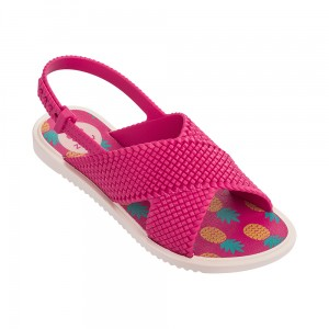 SANDAŁY ZAXY FASHION SANDAL KIDS AA385025-02064